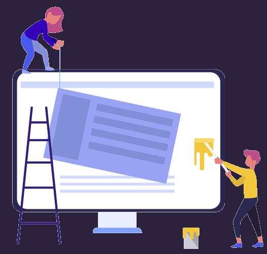 Création de sites internet design