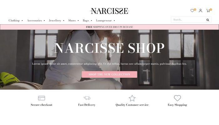 Narcisse Shop