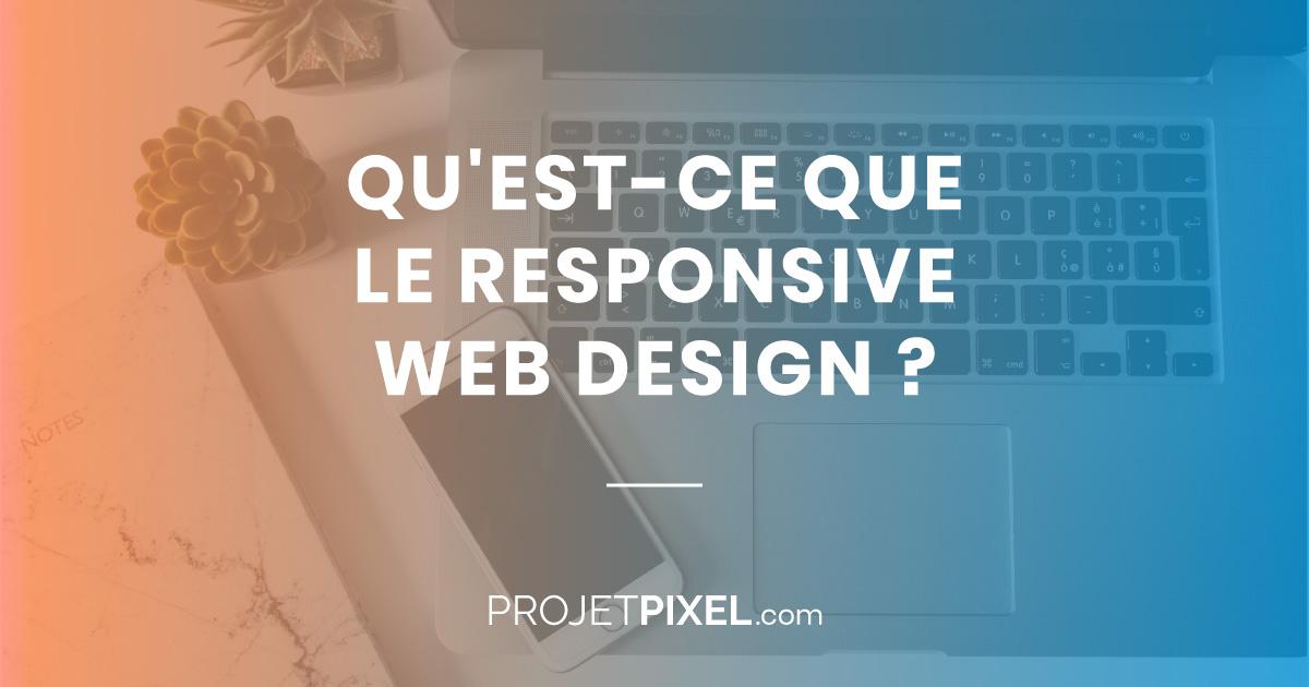 Définition responsive web design