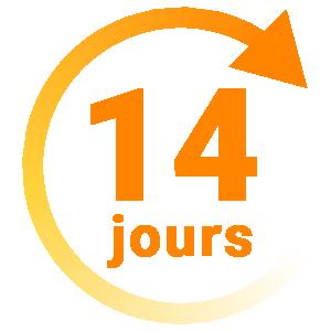 Site web développement rapide en 14 jours